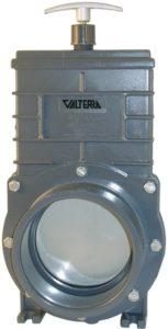 Filterzubehör - Valterra Zugschieber 110 mm
